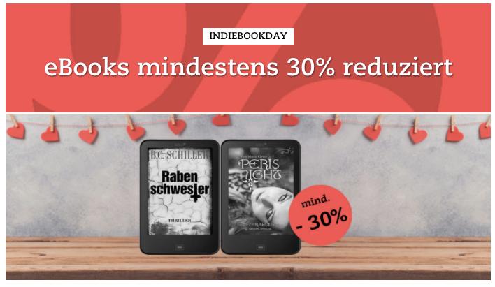 Indiebookday bei thalia.at