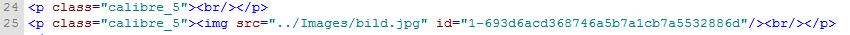 """Dem img-Tag fehlt die zwingende Angabe alt=""""Bildname"""", dafür enthält das Tag eine krude und ungültige ID aus Buchstaben und Zahlen."""