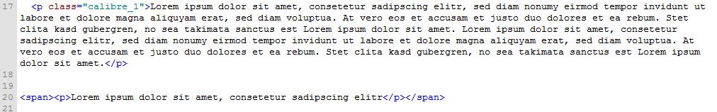 ePUB-Validierung