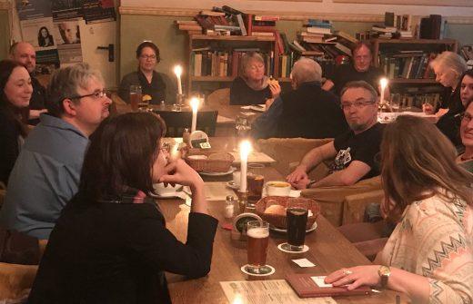Treffen Selfpublisher Verband und tolino media