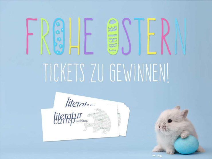 LiteraturCamp Heidelberg - Tickets zu gewinnen! - tolino media Blog