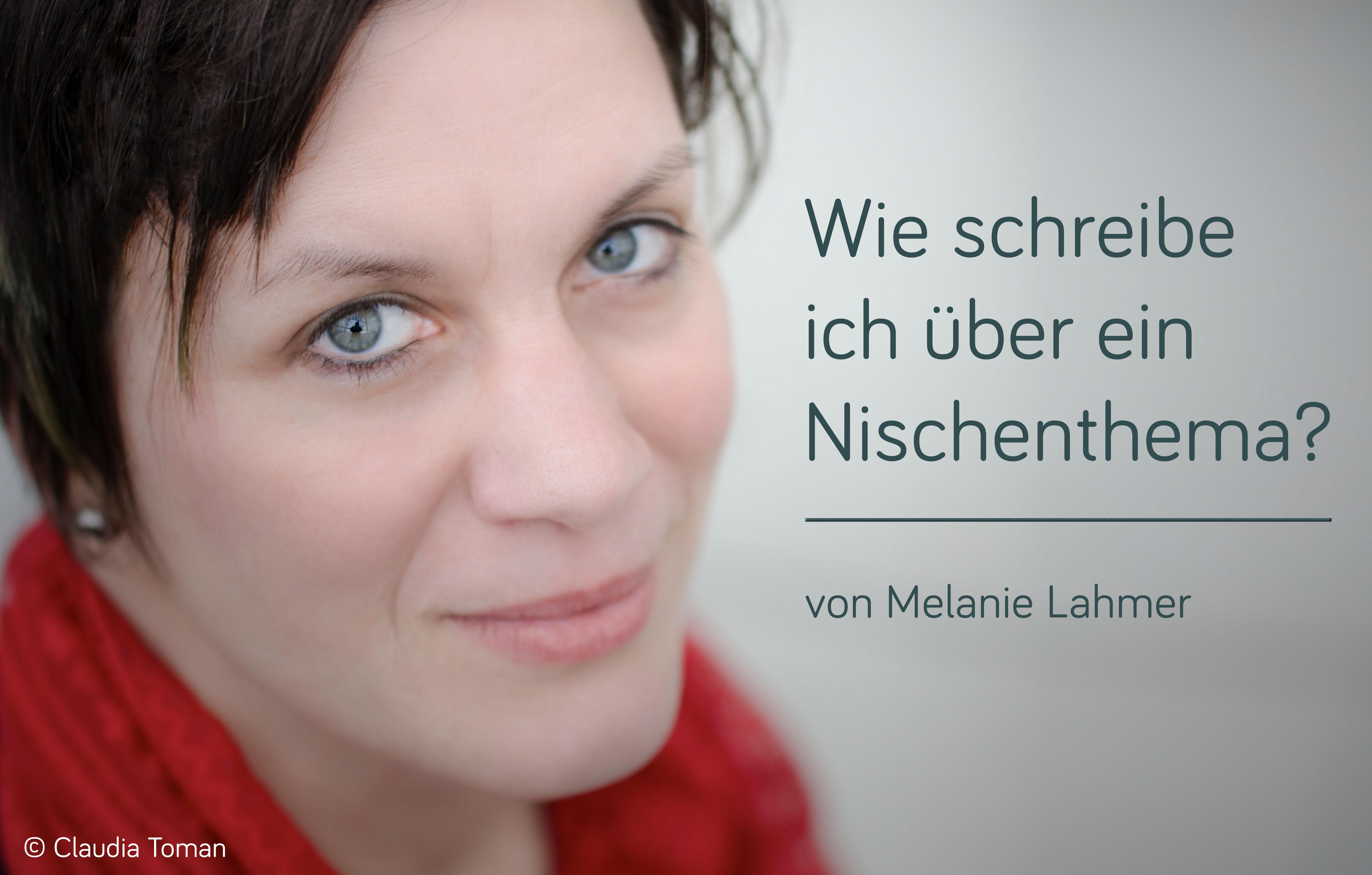 Melanie Lahmer_Nischenthema