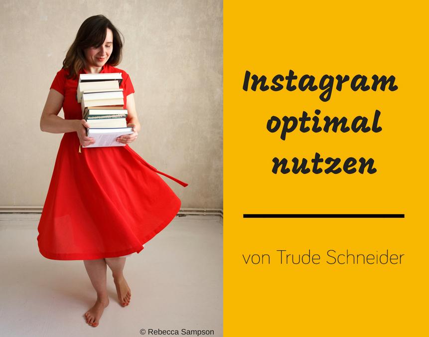 Instagram Trude Schneider