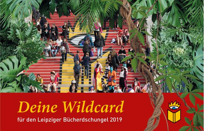 Wildcard Leipziger Buchmesse