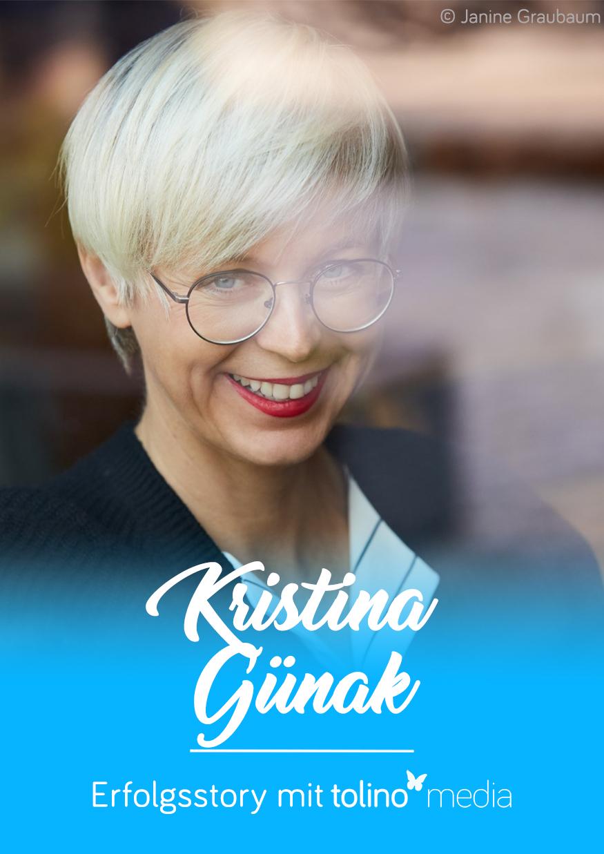 Kristina Günak_Autor des Monats