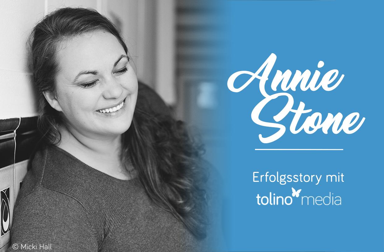 Annie Stone_Autorin des Monats