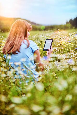 Sommerlesen tolino und tolino media