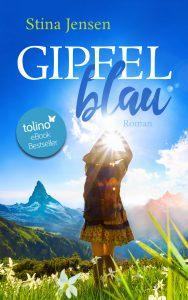 Cover des Romans Gipfelblau