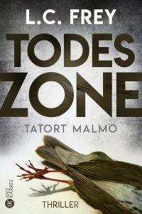 Cover des Romans Todeszone