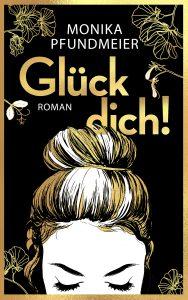 Cover des Romans Glück dich
