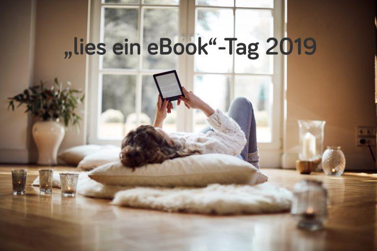 """Lies ein eBook""-Tag"