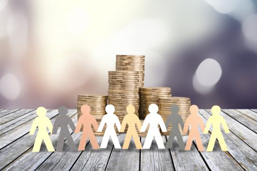 Symbolbild Crowdfunding