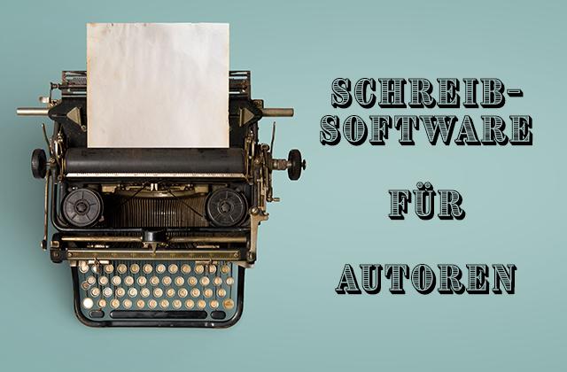 Schreibsoftware im Vergleich