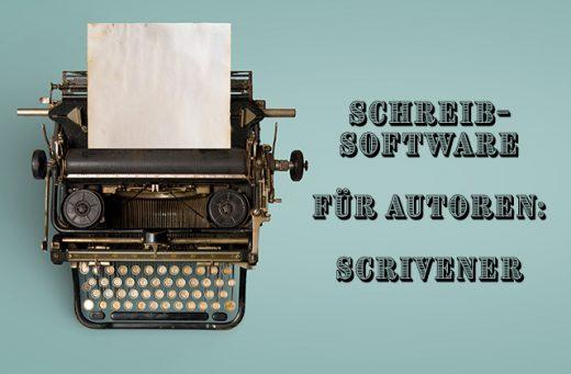 Schreibmaschine mit Titel zu Blogbeitrag
