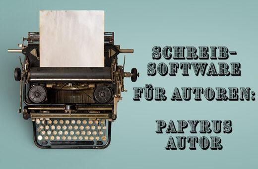 Schreibmaschine mit Schriftzug write it your way