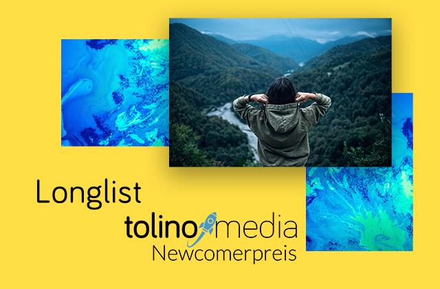 tolino media Newcomerpreis 2020 Longlist