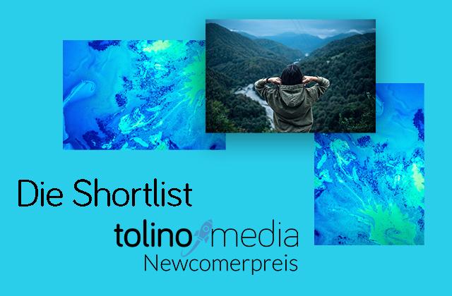 tolino media Newcomerpreis Shortlist 2020