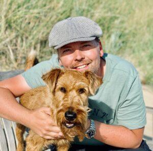 Dirk Hasselmann Gewinner 2. Platz tolino media Newcomerpreis