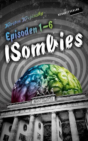 iSombies von Karsten Krepinsky Cover