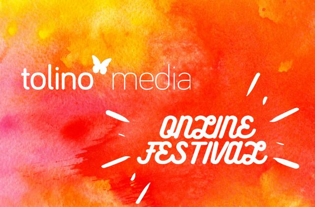 tolino media Online Festival Selfpublishing