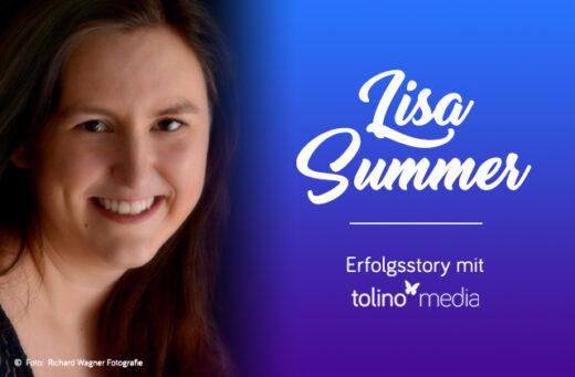 Lisa Summer tolino media Selfpublishing