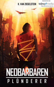 eBook Cover des Titels Neobarbaren Plünderer
