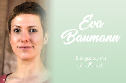 Eva Baumann tolino media Selfpublishing Autorin des Monats