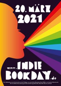 Plakat #indiebookday 2021