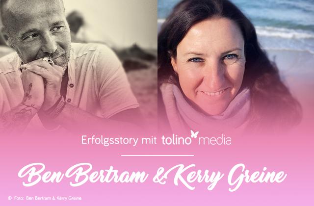 Bertram und Greine Autoren des Monats tolino media