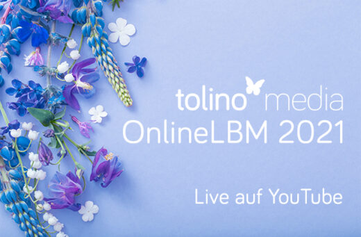 tolino media OnlineLBM #digitalstattviral