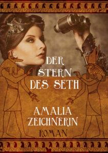 Der Stern des Seth, Amalia Zeichnerin