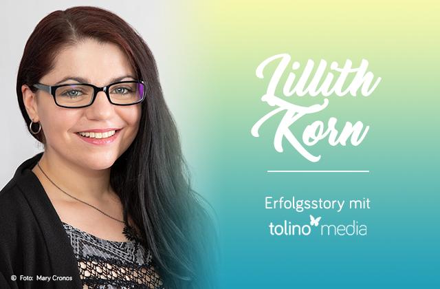 Lillith Korn Autorin, Selfpublishing, Autorin des Monats