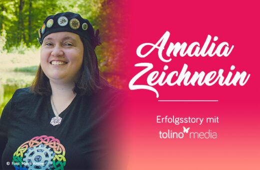 Amalia Zeichnerin tolino media Selfpublishing