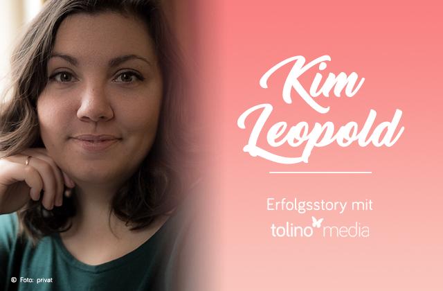 Kim Leopold Autorin des Monats